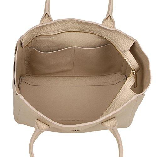 Furla , Sac pour femme à porter à l'épaule beige acero (creme - heller Hautton)