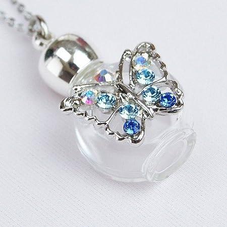 【天使の小瓶】 バタフライブルー