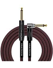 KIRLIN Cable de instrumento de ángulo recto a recto