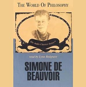 Simone de Beauvoir Hörbuch