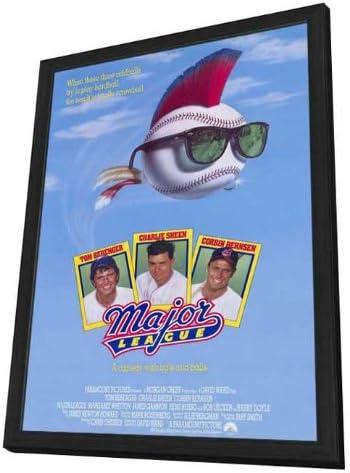 Major League 11X17 Movie Poster Berenger Charlie Sheen Snipes