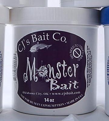 CJs Monster Punch Bait 14oz