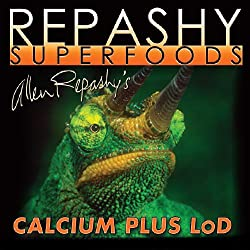 Repashy Calcium Plus LoD - All Sizes - 17.6 oz. (1.1 lb) 500g JAR