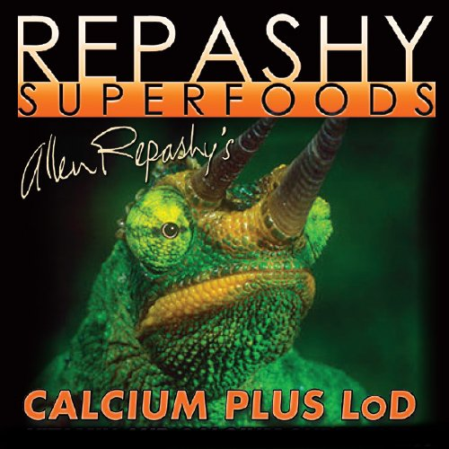 Image of Repashy Calcium Plus LoD - All Sizes - 17.6 oz. (1.1 lb) 500g JAR