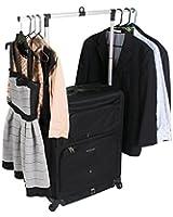 Amazon.com | Closet Trolley Dance Bag with Garment Rack