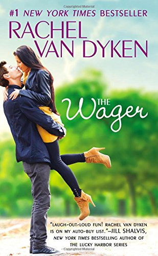 book cover of The Wager