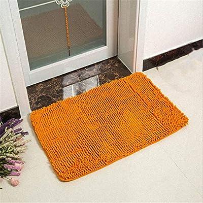 1Sconto Grueso algodón Sala de Estar Dormitorio baño Aseo Alfombra Alfombra alfombras de habitacion alfombras Salon Pelo Largo: Amazon.es: Hogar