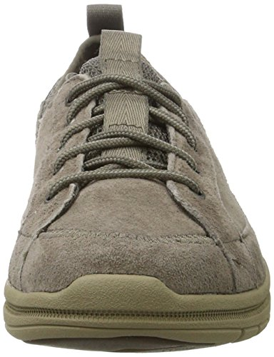 para Swain Mujer Gris Womens Caterpillar Grey Zapatillas xfwqS