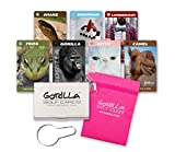 Gorilla Golf Cards with Hang Bag (Pink) : The On-Course Golf Betting Game