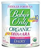 Nature's One, Toddler Formula, DHA & ARA, Dairy, Iron Fortified, 12.7 oz (360 g) - 2pc