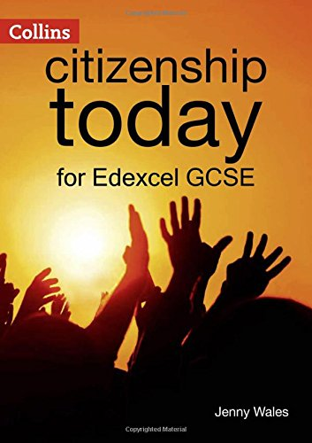 Collins Citizenship Today for Edexcel GCSE Citizenship Student's Book