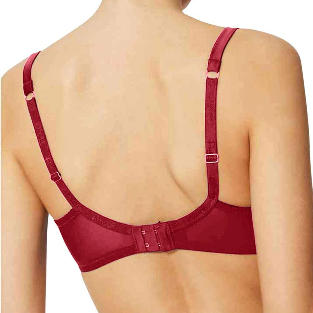 EX M/&S LADIES Lace Padded Balcony Bra A-E IN SUNSET COLOUR M31