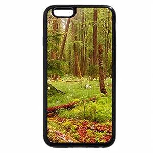 iPhone 6S Plus Case, iPhone 6 Plus Case, Forest