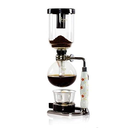 Simple-Coffee Máquina De Café Multifunción Té De Cocina 3-Persona Casa Cafetera Set