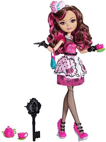 EVER AFTER HIGH HAT-TASTIC BRIAR BEAUTY DOLL REPLACEMENT FLORAL HAT HEADBAND