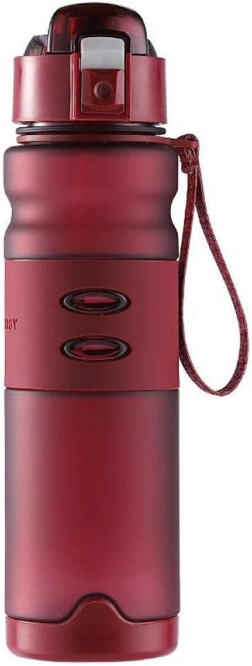 Adulto portátil Deportivo Fitness Botella de Agua para Hombres y Mujeres Taza de Agua Verano Gran Capacidad Verano con niños con Botella de Agua de Paja