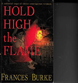 book cover of Hold High the Flame