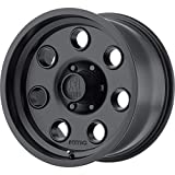 "XD Series by KMC Wheels XD300 Pulley Satin Black Wheel (16x8""/6x139.70mm, 0 offset)"