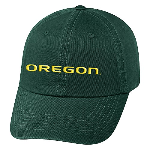 best sneakers cc9a9 83c09 Top of the World NCAA Oregon Ducks Men s Adjustable Hat Relaxed Fit Team ...