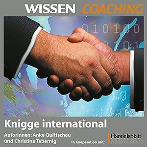 Coaching, Knigge international Hörbuch