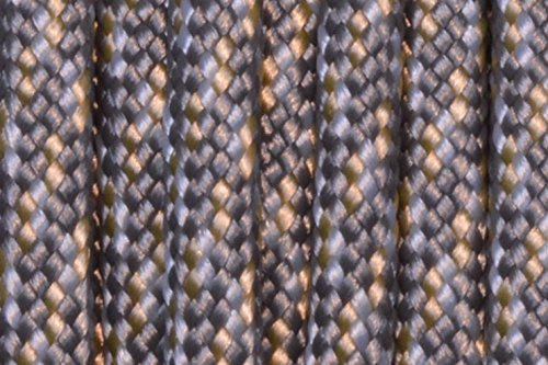 BoredParacord Brand Paracord/Parachute Cord 7-Strand, 550 Lb. Break Strength Guaranteed U.S. Made, Type III - ACU Digital (100 feet) by BoredParacord (Image #1)