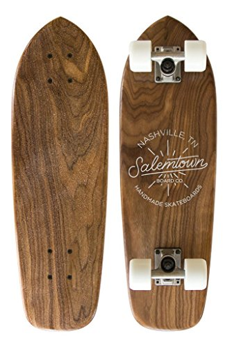 The Nova (Walnut Cruiser) by Salemtown Board Co.
