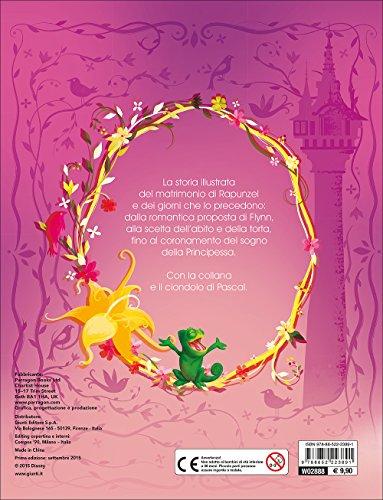 Il-pi-bel-giorno-di-Rapunzel-Libro-gioiello-Con-gadget-Copertina-rigida–16-set-2015