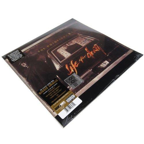The Notorious B.I.G. - Life After Death [LP] [Bonus Tracks] (Vinyl/LP) (The Notorious Big Life After Death Vinyl)