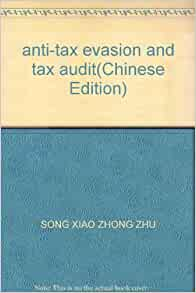Tax evasion and tax audit