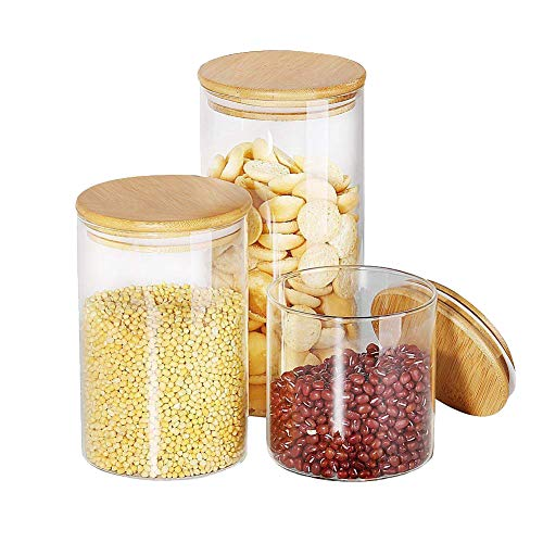 glass container 24 oz - 5