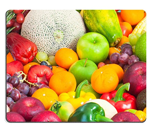 Luxlady Gaming Mousepad IMAGE ID: 27419279 fruits and vegetables (Lemon Drop Tomato compare prices)