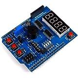 Hobby Components UK Multifunction shield for Arduino Uno / Leonardo