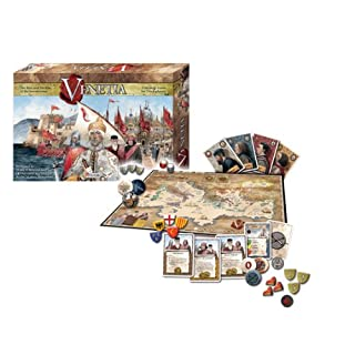 Venetia Board Game