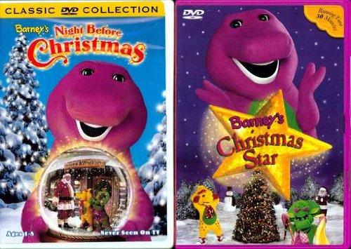 amazoncom barney christmas starbarneys holiday 2pk movies tv - Barney Christmas Movie