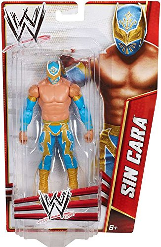 WWE Classics Signature Series Sin Cara Action Figure by WWE