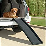 """Pet Therapy 108710 Lightweight Car Ramp for Large Dogs 62"""" Long x 16"""" Wide"""