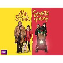 Mr Stink & Gangsta Granny Bundle