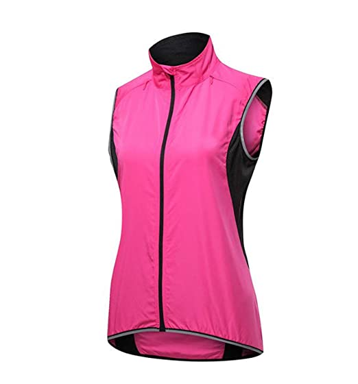 innovative design sale retailer detailed pictures Hellomiko Femmes Cyclisme Course à Pied Gilet sans Manches ...