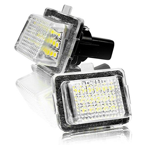 LED Kennzeichenbeleuchtung Canbus Module mit E-Zulassung V-030213