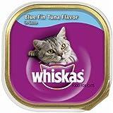 Whiskas 25087 3.5 Oz. Flex Blue Fin Tuna Cat Food, Large