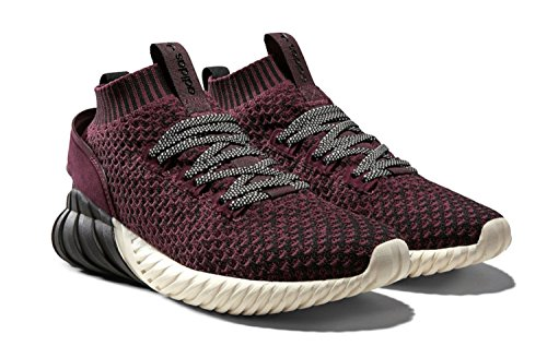 best sale sale online adidas Men's Originals Tubular Doom Sock PK Black/Maroon/White clearance supply ADEmZ5U