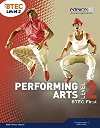 BTEC Level 2 First Performing Arts Student Book (Level 2 BTEC First Performing Arts)