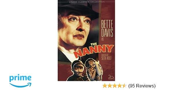 Amazon com: Nanny, The (1965): Bette Davis, Wendy Craig, Jill