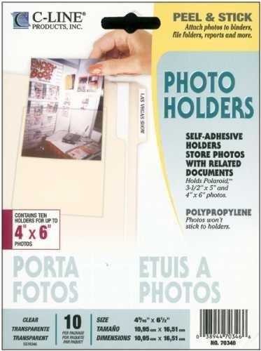 C Line Stick Photo Holders Photos product image