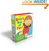 #6: Baby's Box of Fun: A Karen Katz Lift-the-Flap Gift Set: Where Is Baby's Bellybutton?; Where Is Baby's Mommy?: Toes, Ears, & Nose!