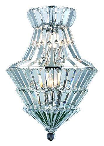 Tribeca Collection Pendant (Elegant Lighting LDPD2024 Collins - 11