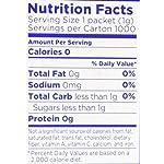 Equal Original Sweetener - nutrition facts