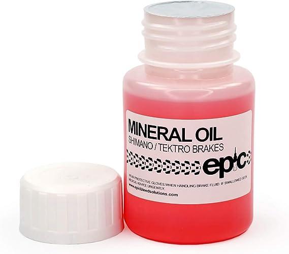 Aceite mineral de líquido de frenos para Shimano/frenos Tektro, 100 ml: Amazon.es: Deportes y aire libre