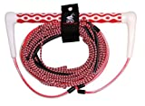 AIRHEAD Dyna Core Wakeboard Rope, Red