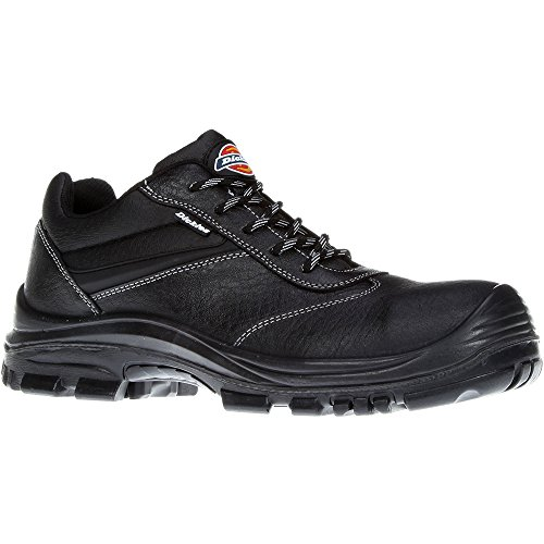 Dickies Unisex Alto Safety Schuhe Metall frei Black